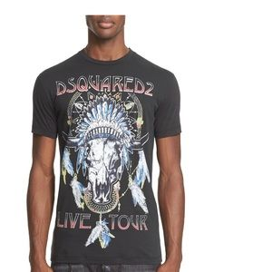 DSquared Graphic Tee